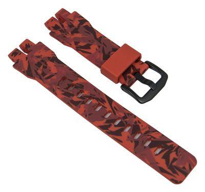 Ersatzband Camouflage orange Casio Pro-Trek PRG-300 10502755 – Bild 1
