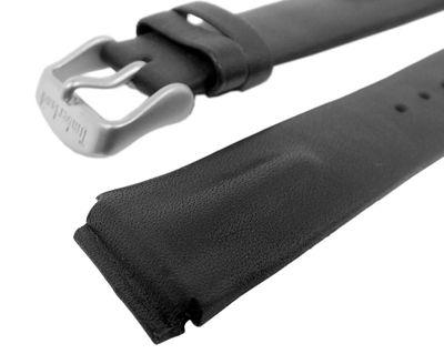 Ersatzband Leder schwarz für Timberland Uhr 10011G 10010G - 28148 – Bild 2
