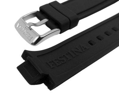 Ersatzband Kunststoff schwarz Festina F16667/6 - 28277 – Bild 2