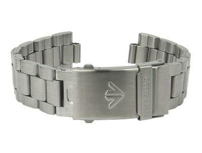 Citizen Promaster Uhrenarmband 21mm | Edelstahl silbern AL0000-04E