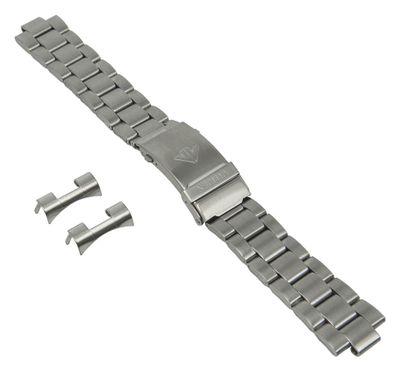 Citizen Ersatzband 21mm | Edelstahl silbern AL0000-04E NY0040 AY5000 – Bild 2