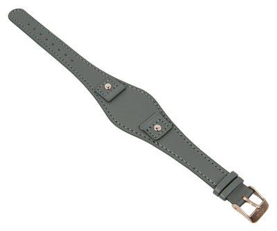 Ersatzband Leder grau 16mm für s.Oliver SO-2947-LQ – Bild 1