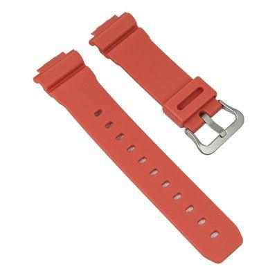Ersatzband für Casio G-Shock orange DW-5600M-4 10512608 – Bild 1