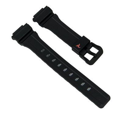 Ersatzband schwarz für Casio Sports STL-S300H-1B 10500874 – Bild 1