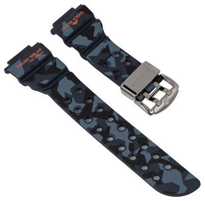 Ersatzband für Casio G-Shock blau GF-8250CM-2 10503947 – Bild 1