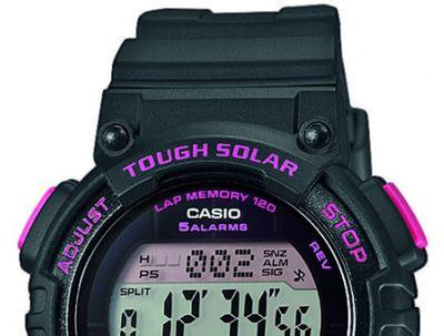 Digitale Solar Armbanduhr Casio Sports STL-S300H-1CEF – Bild 3