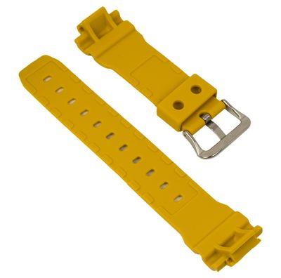 Casio G-Shock Ersatzband gelb für DW-5600CS-9 10303984 – Bild 2