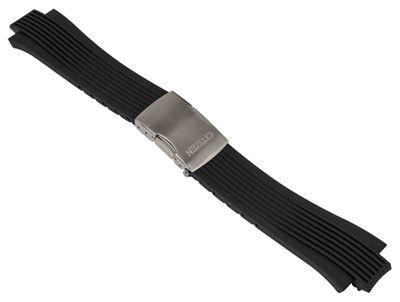 Citizen Ersatzband Polyurethan schwarz für CA4250-03E 28569 – Bild 1