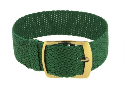 Minott Uhrenarmband Perlon Durchzugsband Textilband 28691 – Bild 13