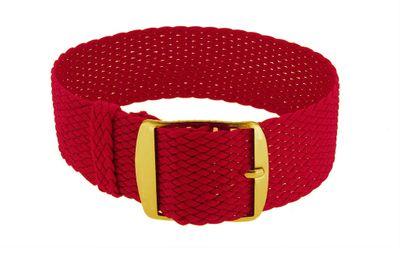 Minott Uhrenarmband Perlon Durchzugsband Textilband 28691 – Bild 17