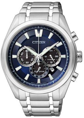 Citizen | Solaruhr Chrono Herrenuhr aus Titan CA4010-58 – Bild 2