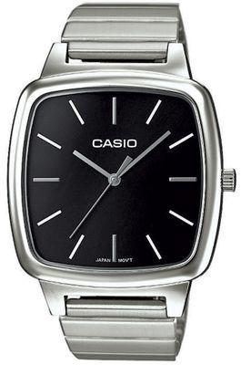 Casio Herrenuhr | klassisch mit Edelstahlarmband LTP-E117D – Bild 2