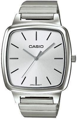 Casio Herrenuhr | klassisch mit Edelstahlarmband LTP-E117D – Bild 3