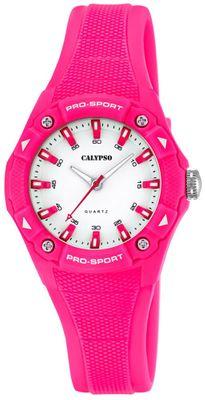 Calypso K5675 Damenuhr analog quarz Polyurethan-Armband – Bild 4
