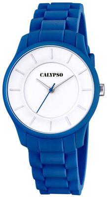 Calypso K5671 Damenuhr analog quarz Polyurethan-Armband – Bild 7