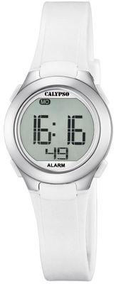 Calypso K5677 Damenuhr Chrono digital Polyurethan-Armband – Bild 2