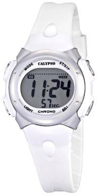 Calypso K5609 Damenuhr Chrono digital Polyurethan-Armband – Bild 2