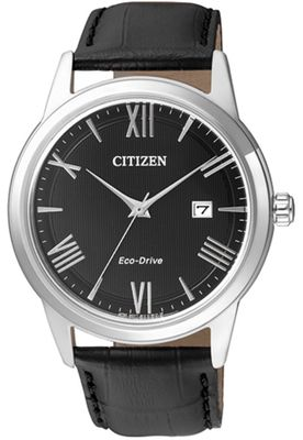Citizen | Solaruhr Herren mit Lederarmband AW1231-07E
