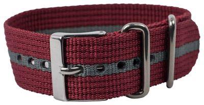 Timex Weekender Nato-Band Textil mehrfarbig 20mm T7B913
