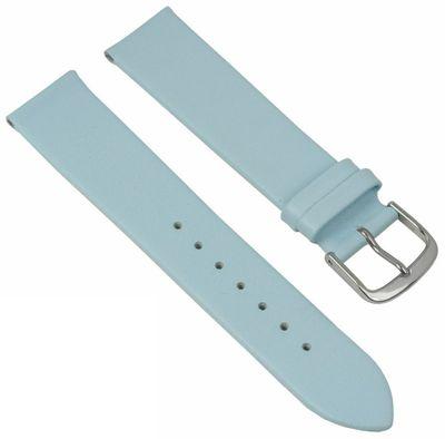 EULIT Uhrenarmband | Weiches Nappa Leder 20mm Pastellfarben - 340 – Bild 2
