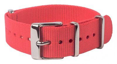 Timex Weekender Nato-Band Textil koralle 18mm TW7C07500 – Bild 1