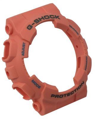 Casio | G-Shock GA-110 Bezel Lünette rosa mit grauer Schrift