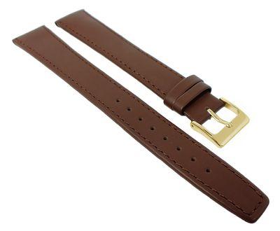 Minott XXXL Uhrenarmband 18mm Lederband für kräftige Handgelenke 29296 – Bild 2
