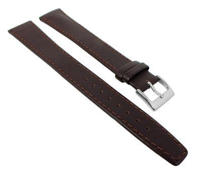 Minott XXXL Uhrenarmband 18mm Lederband für kräftige Handgelenke 29296 – Bild 5