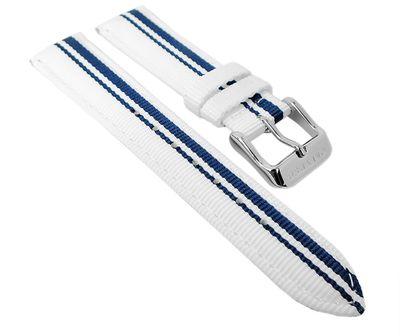 Calypso Uhrenarmband 17mm I Nylon-/Lederband für das Modell K5707 – Bild 2