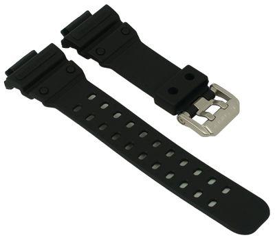 G-Shock Uhrenarmband | für GX-56 GX-56GB Resin schwarz Casio – Bild 1