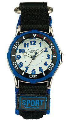 Adora Young Line Kinder Armbanduhr analog mit Klettband 29406 – Bild 1