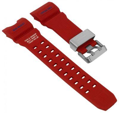 G-Shock Armband | rot für Mudmaster GWG-1000 Master of G