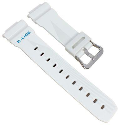 G-Shock Armband | für GLX-6900 G-Lide weiß glänzend – Bild 1