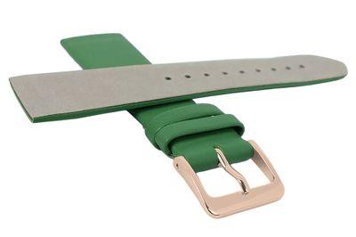 Minott Uhrenarmband | Leder grün passend zu Skagen Denmark 29646 – Bild 4