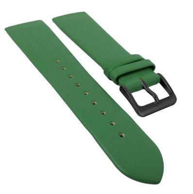 Minott Uhrenarmband | Leder grün passend zu Skagen Denmark 29646 – Bild 5