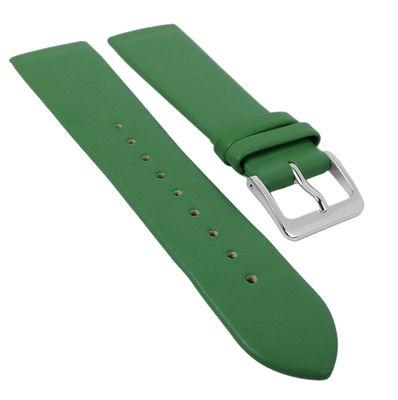Minott Uhrenarmband | Leder grün passend zu Skagen Denmark 29646 – Bild 7