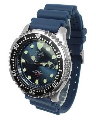 Citizen Promaster Diver | Herrenuhr Taucheruhr automatik NY0040-17L – Bild 1