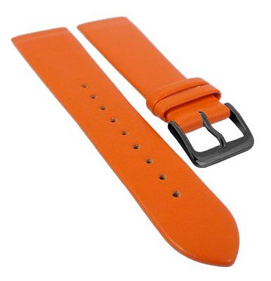 Minott Uhrenarmband | Leder orange passend zu Skagen Denmark 29695 – Bild 5