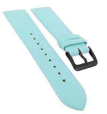 Minott Uhrenarmband | Leder hellblau passend zu Skagen Denmark 29697 – Bild 5