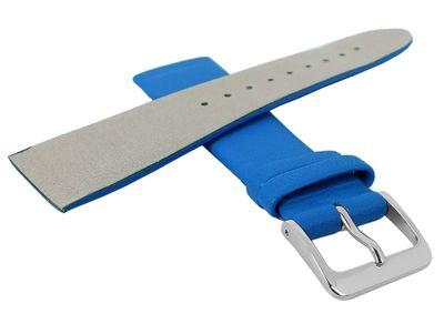 Minott Uhrenarmband | Leder enzian blau passend zu Skagen 29703 – Bild 8