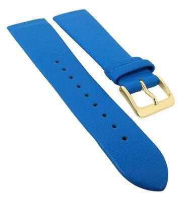 Minott Uhrenarmband | Leder enzian blau passend zu Skagen 29703 – Bild 1