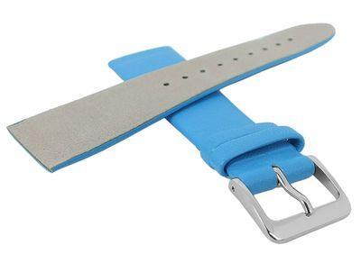 Minott Uhrenarmband | Leder blau passend zu Skagen Denmark 29704 – Bild 8