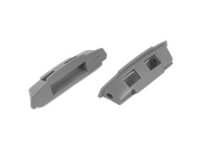 Casio | WVA-M640 WVA-M650 WVQ-M410 2x Cover Endpiece Endstück grau