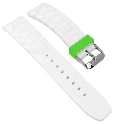 Minott | Uhrenarmband 17mm | Silikon passend zu  Watch 29820 – Bild 1