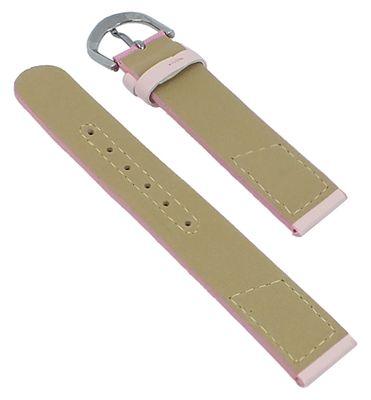 Minott | Kinder Uhrenarmband 14mm | Rosa mit Buntstiften 29824 – Bild 2