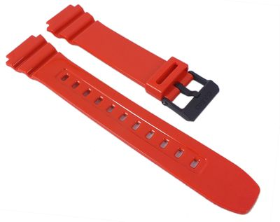 Armband Classic Collection| für F-108WHC Resin rot Casio  – Bild 1