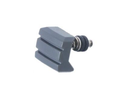 Casio | G-Shock Ersatzteil Ersatzknopf 2H/8H grau für G-7600 GW-002E – Bild 1