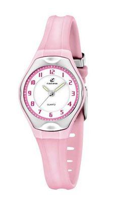 Calypso Kinderuhr Armbanduhr Analog Rosa K5163/L