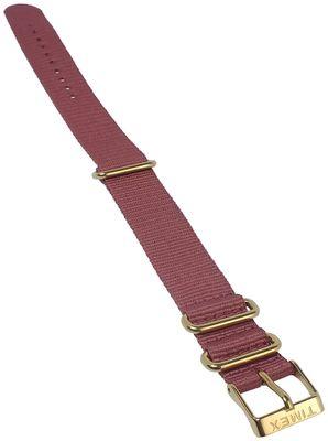 Timex Originals Durchzugsband Nato-Band Textil braunrot 18mm TW2P78200 – Bild 1