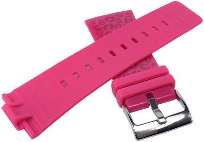 Armband Baby-G | für Resin pink Casio Leopard Pattern BGA-200LP – Bild 2
